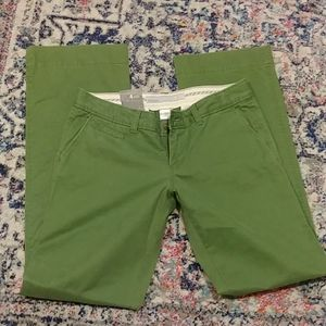 Old Navy pants green size 4